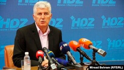 Dragan Čović (na fotografiji) nije dostavio podatke o imovini