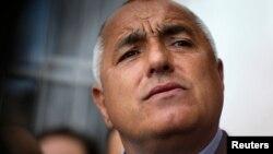 Лідер партії «Герб» Бойко Борисов