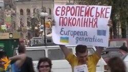 Київська молодь влаштувала забіг через «бездіяльність уряду»