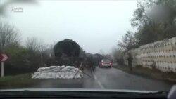 Laçın köçkünləri: 'Şəhərimiz yoxa çıxır''
