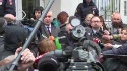 Брифинг адвокатов Надежды Савченко