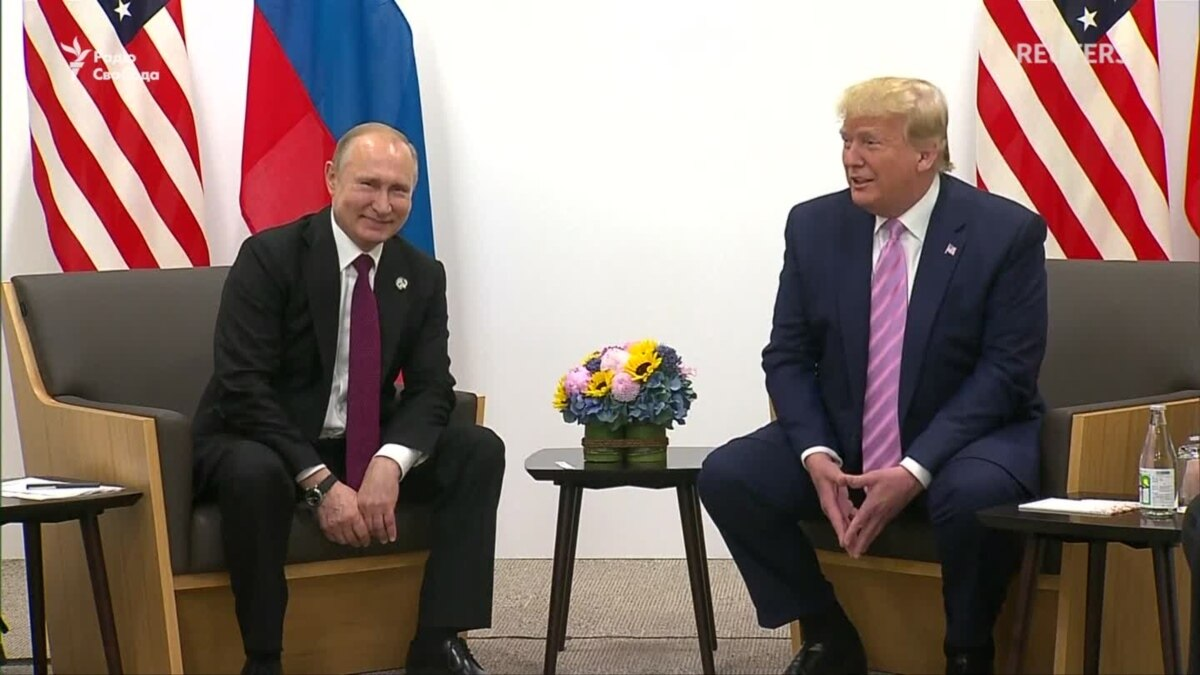 Трамп Путину: Не вмешивайтесь в выборы! – видео