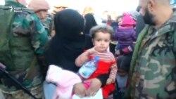 Илјадници раселени по напредокот на сириската војска во Алепо