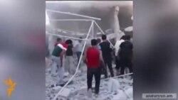 Սիրիայում կրկին հայ է զոհվել