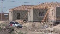 В Казахстане многодетные семьи получили жилье с насекомыми