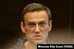 Навальний в суді