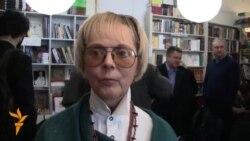 Алена Панкратава — ляўрэат Праваабарончай прэміі за 2014 год