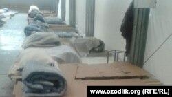 Фото сделано 3 августа на территории предприятия Imzo Akfa.
