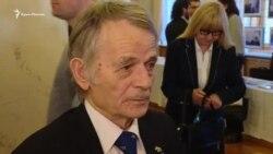 Только освобождение облегчит ситуацию с правами человека в Крыму – Джемилев (видео)