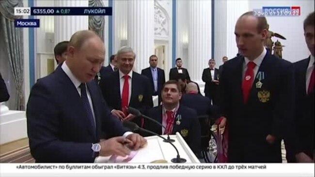 Путин о возможной самоизоляции