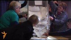 ЕУ ги отфрли изборите во источна Украина