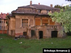 Casa Muhle înainte de dezastru
