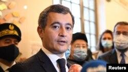 Ministrul francez de interne, Gerald Darmanin