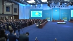 Kazakh President Calls For Russian-Turkish Reconciliation