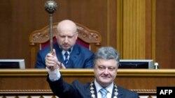 Presidenti ukrainas, Petro Poroshenko