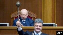 Церемония инаугурации президента Украины Петра Порошенко, 7 июня 2014