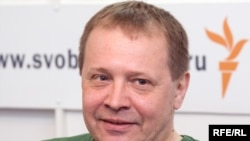 """Главный редактор интернет-сайта """"Полит.ру"""" Андрей Левкин"""