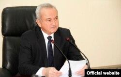 Абдураҳмон Қодирӣ, раиси вилояти Суғд.