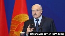 Belarussian President Alyaksandr Lukashenka