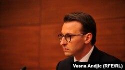 Petar Petkoviq, shef i Zyrës për Kosovën në Qeverinë e Serbisë.