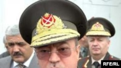Камаладдин Гейдаров, министр по чрезвычайным ситуациям Азербайджана, возглавляющий федерацию бокса.
