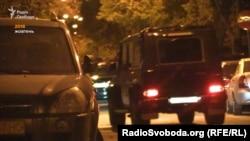 Автівки Тимошенко біля МВС, жовтень 2018-го