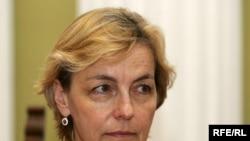 Vesna Pusić, jedna od četiri žene u novoj Vladi Hrvatske