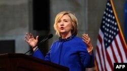 АКШнын экс-мамлекеттик катчысы Хилари Клинтон