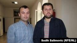 Mladen Grujičić i Ćamil Duraković