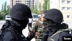 «Polis məcburiyyət qarşısında atəş açıb»