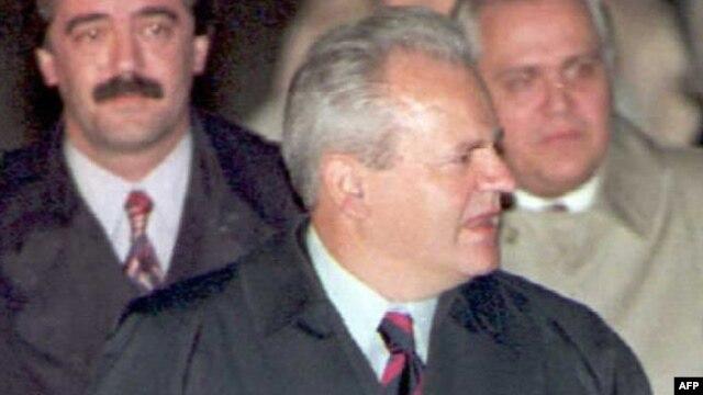 Slobodan Milošević, 1995.