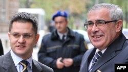 Jeremić i Alkalaj u Sarajevu, 22. oktobra 2009