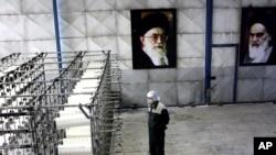 کارخانه فیبر کربن صنایع دفاع ایران که به خاطر کاربرد احتمالی در ساخت جنگافزار هستهای از سوی سازمان ملل تحریم شدهاست.