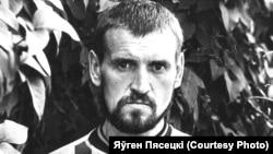 Паэт Анатоль Сыс. Фота Яўгена Пясецкага