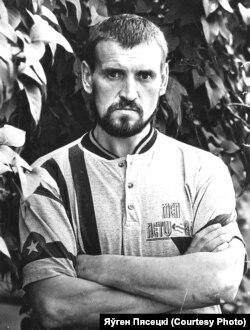 Анатоль Сыс. Фота Яўгена Пясецкага