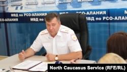 Министр внутренних дел Северной Осетии Михаил Скоков