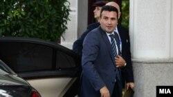 Ish-kryeministri i Maqedonisë së Veriut, Zoran Zaev.