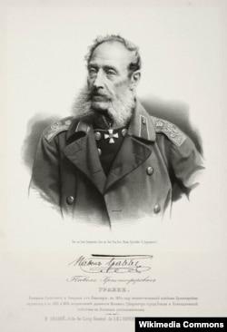 Павел Христофорович Граббе