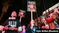 Pamje të protestave në shtetet e SHBA-së.