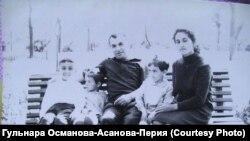 Гульнара і Мамет Османови після повернення до Криму