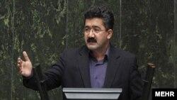 Mohammad Qaseem Osmani representing Bukan, West Azerbaijan has resigned from parliament. File photo