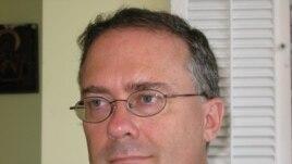 Christian Caryl, RFE Chief Editor, Washington, D.C. Bureau