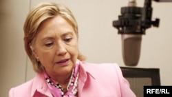 Hillary Clinton, Pragë, 5 prill 2009
