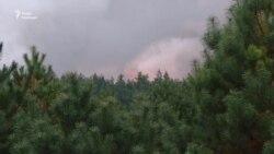 Взрывы на складах боеприпасов: что говорят очевидцы (видео)