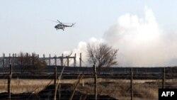 У жовтні 2015 року сталися вибухи на складах зброї в місті Сватове на Луганщині (архівне фото)