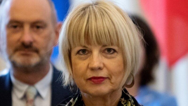Helga Schmidt prva žena na čelu OSCE-a
