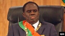 Presidenti i Burkina Fasos, Michel Kafando.