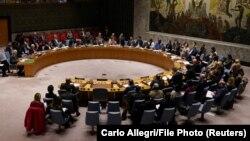 نشست شواری امنیت سازمان ملل متحد
