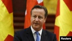Մեծ Բրիտանիայի վարչապետ Դեյվիդ Քեմերոն, արխիվ