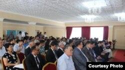 Türkmen-gyrgyz biznes forumy, 4-nji awgust, 2015